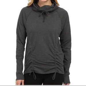 Lucy Lean and Mean Pullover Top Workout Wear